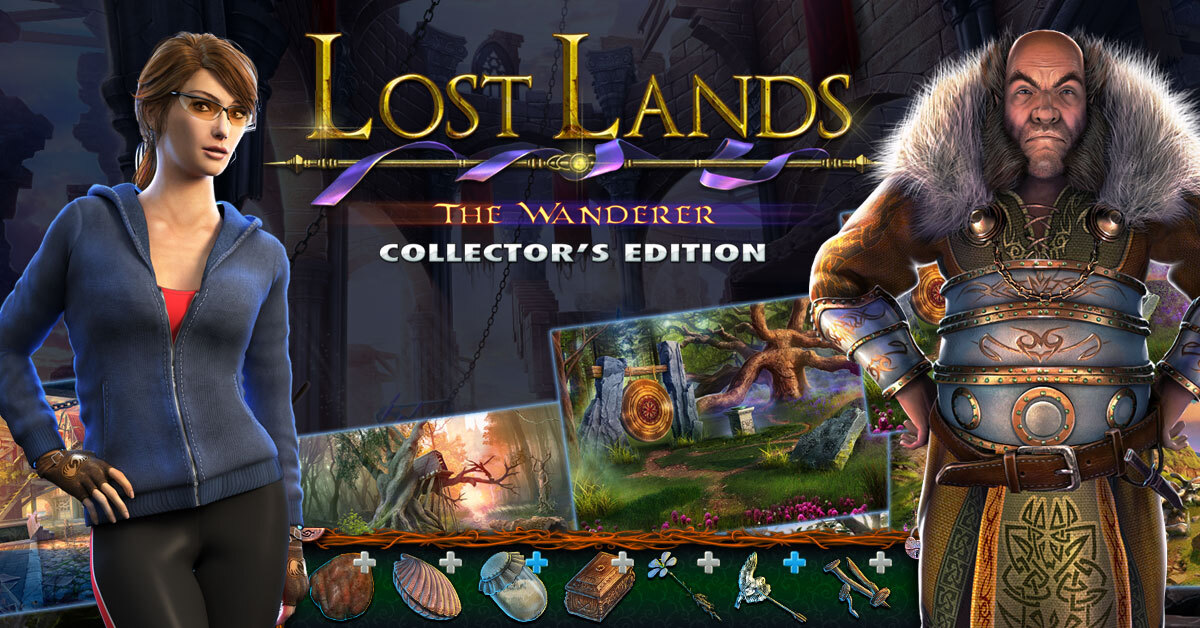 Lost Lands: The Wanderer finally on Android